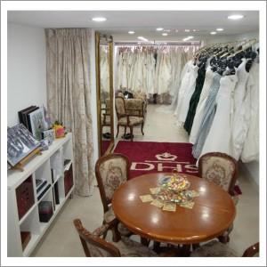 bruidsmodewinkel